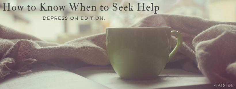 Coffee Book Depression Blanket Help